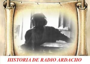 Historia de radio ardacho