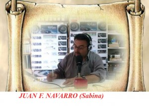 jUAN F. NAVARRO Sabina